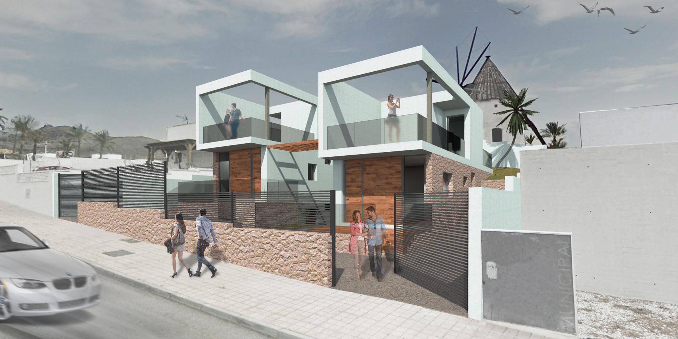 J2 arquitectos | Estudio de arquitectura, Almería